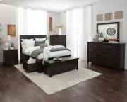 Kona Grove 5 Piece Queen Bedroom Set: Bed, Dresser, Mirror, Chest, Nightstand