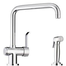 Single Lever Sink Mixer With Handshower