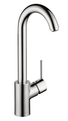 Chrome Bar Faucet, 1.5 GPM