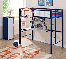 Hoops Metal Basketball Bed