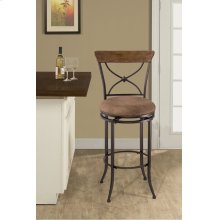 Charleston X-back Counter Stool