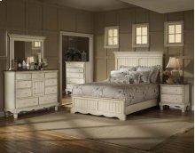 Wilshire 4pc Panel King Bedroom Suite