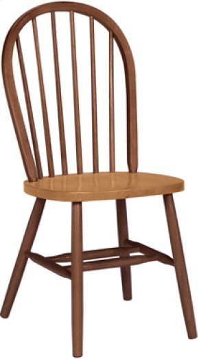 Windsor Chair Cinnamon & Espresso