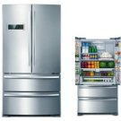 14.7 cu. ft. Energy Star French Door Refrigerator Product Image