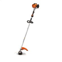 A professional grass trimmer that combines performance, portability and innovation.