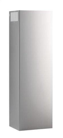 """Stainless Steel Flue Extension for 10' Ceilings on 30""""-42"""" WTT32I Range Hoods Only"""