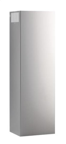 "Stainless Steel Flue Extension for 10' Ceilings on 30""-42"" WTT32I Range Hoods Only"