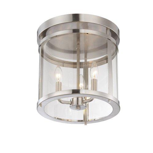 Penrose 3 Light Semi-Flush Mount