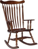 Colonial Rocker Cherry Product Image