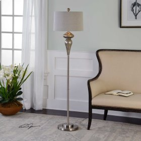 Vercana Floor Lamp, 2 Per Box
