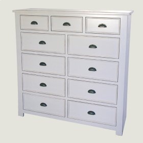 11 Drawer Mule Chest