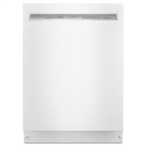 KitchenaidKitchenAid® 46 DBA Dishwasher with ProWash™, Front Control - White