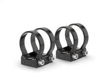 VeX Enclosed Speaker System Swivel Mount Fixture for pipe diameter of 1.850 in (46 mm)