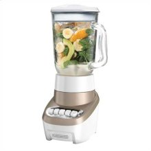 Multi-Function Blender with 6-Cup Glass Jar, 4 Speed Settings