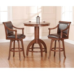Hillsdale FurniturePalm Springs 3pc Pub Set