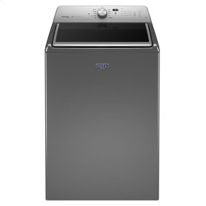 Extra-Large Capacity Washer with PowerWash(R) System- 5.3 Cu. Ft. - METALLIC SLATE