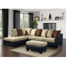 SCATTER BACK SECTIONAL