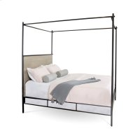 Collins Queen Canopy Bed Product Image