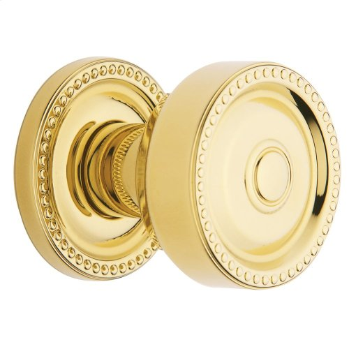 Lifetime Polished Brass 5065 Estate Knob