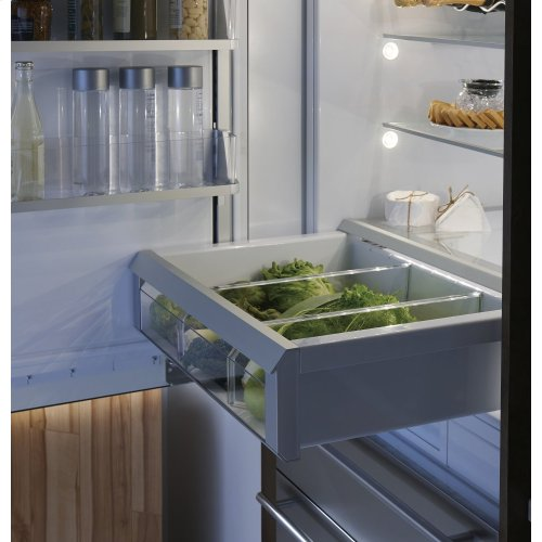 """Monogram 30"""" Integrated Customizable Refrigerator (for Single or Dual Installation)"""