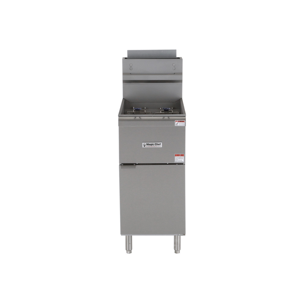 50 Lbs. Commercial Gas Fryer
