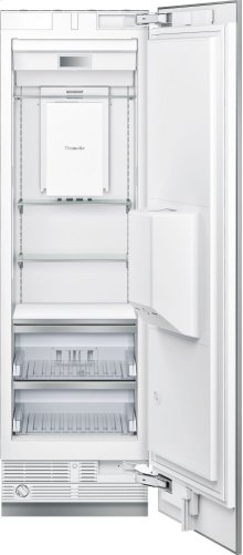 24-Inch Built-in Panel Ready Freezer Column with Right Side Door Swing