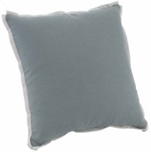 "Custom Decorative Pillows Microflange (22"" x 22"")"