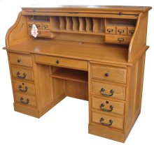 """55"""" Roll Top Desk-TABLE BASE"""