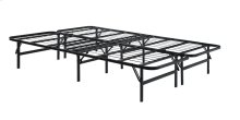 Metal Storagebase Queen 5/0- Bedframe-foundation (kd)queen