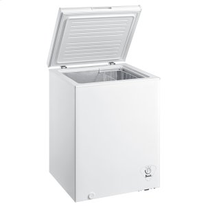 Avanti5.0 Cu. Ft. Chest Freezer - White