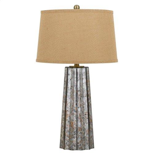 150W Bradenton Glass Table Lamp