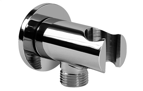 Handshower wall bracket w/Integrated Wall Supply Elbow