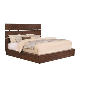 CoasterC King Bed