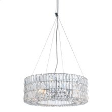 Jena Ceiling Lamp Chrome