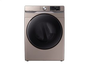 DV6100 7.5 cu. ft. Electric Dryer with Steam Sanitize+ in Champagne Product Image