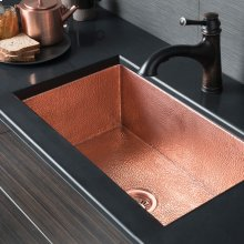 Cocina 30 in Polished Copper