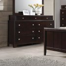 Madison Dark Merlot Dresser Product Image