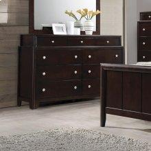Madison Dark Merlot Dresser