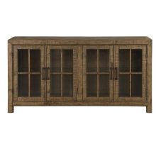 Buffet Curio Cabinet