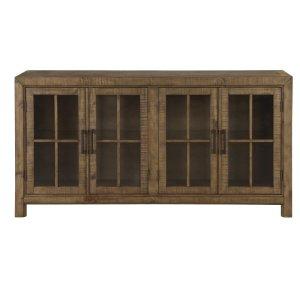 Magnussen HomeBuffet Curio Cabinet