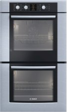 """30"""" Double Wall Oven 500 Series - Stainless Steel HBL5650UC Product Image"""