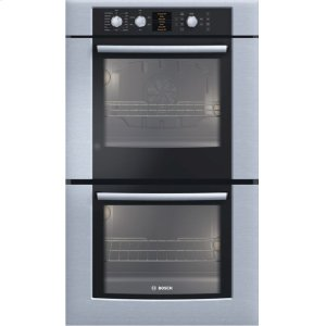 "BOSCH30"" Double Wall Oven 500 Series - Stainless Steel HBL5650UC"