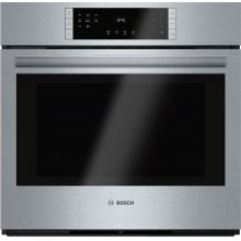 "800 Series, 30"", Single Wall Oven, SS, EU Convection, Touch Control"