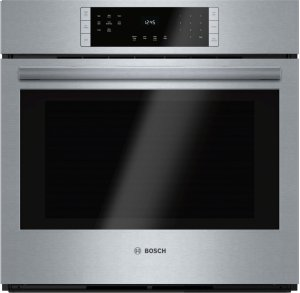 """800 Series, 30"""", Single Wall Oven, SS, EU Convection, Touch Control Product Image"""