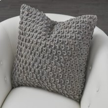 Loop Pillow-Grey