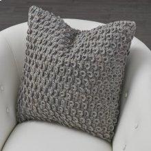Loop Pillow-Grey