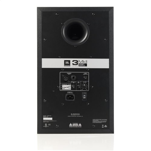 "JBL 308P MkII Powered 8"" Two-Way Studio Monitor"