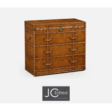 Travel Chest of Drawers Style Dressing Chest