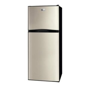 9.9 Cu. Ft. Top Freezer Apartment-Size Refrigerator *Sold as package only