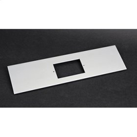 "ALA3800 Cover Plate with 1 3/4"" x 2 15/16"" Opening"